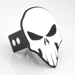 Punisher Skull Style Hitch Cover - AMI Styling