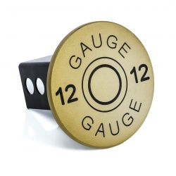 12-gauge shot shell hitch cover - AMI Styling